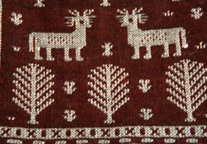 Rekodzielo_handicraft_tkanina_dekoracyjna_decorative_fabric_jelonki2