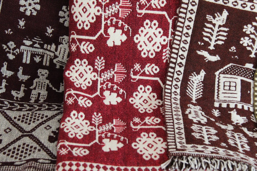 decorative fabric – aset of tapestries